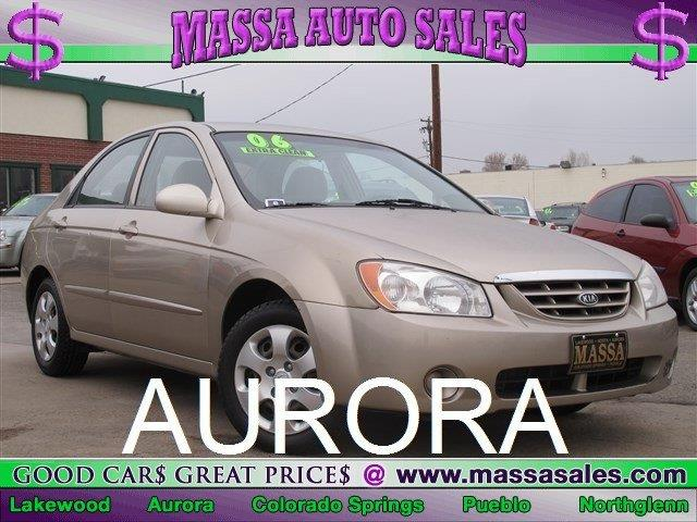 2006 Kia Spectra for sale