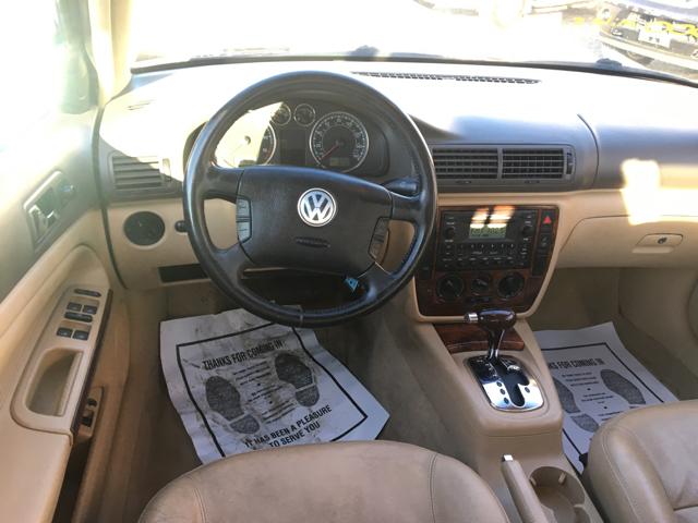 2004 Volkswagen Passat GLS 1.8T 4dr Turbo Sedan - Weirton WV