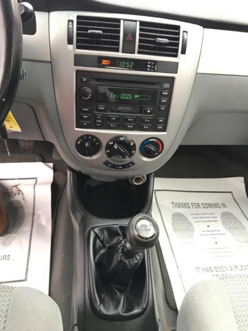 2006 Suzuki Forenza Premium 4dr Sedan w/Manual - Weirton WV