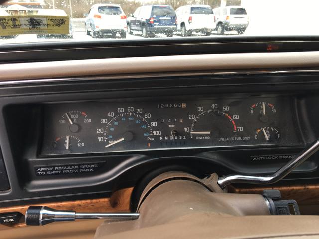 1992 Buick LeSabre Limited 4dr Sedan - Weirton WV