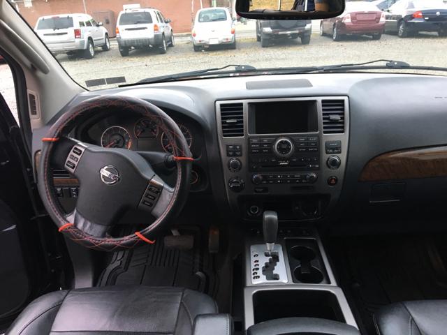 2010 Nissan Armada Platinum 4x4 4dr SUV - Weirton WV