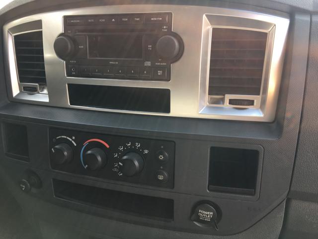 2007 Dodge Ram Pickup 2500 SLT 4dr Quad Cab 4x4 LB - Weirton WV