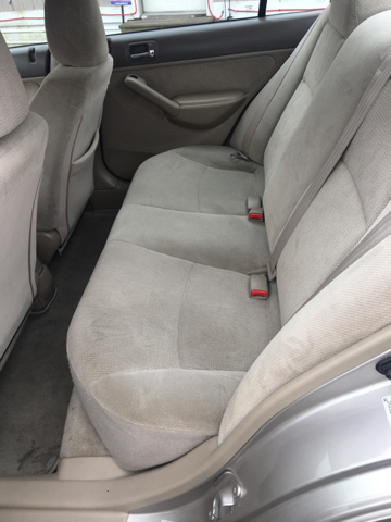 2002 Honda Civic EX 4dr Sedan w/Side Airbags - Weirton WV