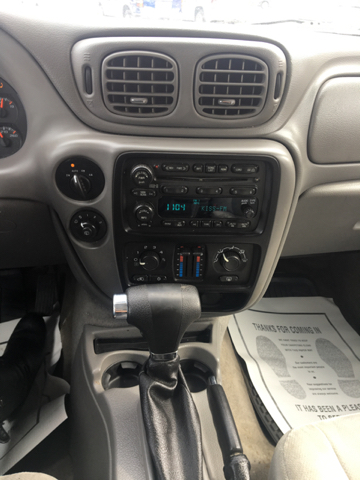 2007 Chevrolet TrailBlazer LS 4dr SUV 4WD - Weirton WV