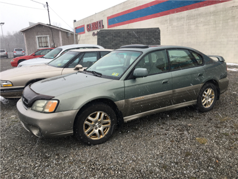 2003 Subaru Outback for sale in Weirton, WV