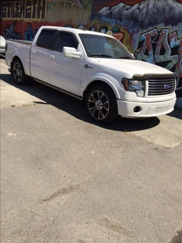 2012 Ford F-150 for sale in Tacoma, WA