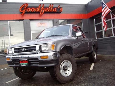 1994 toyota pickup for sale carsforsale 1994 toyota pickup for sale in tacoma wa altavistaventures