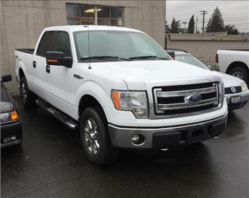 2014 Ford F-150 for sale in Tacoma, WA