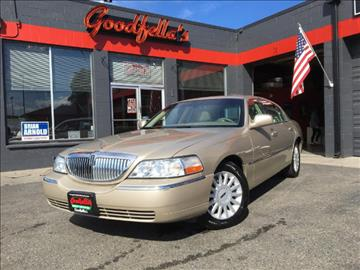 2005 Lincoln Town Car for sale in Tacoma, WA