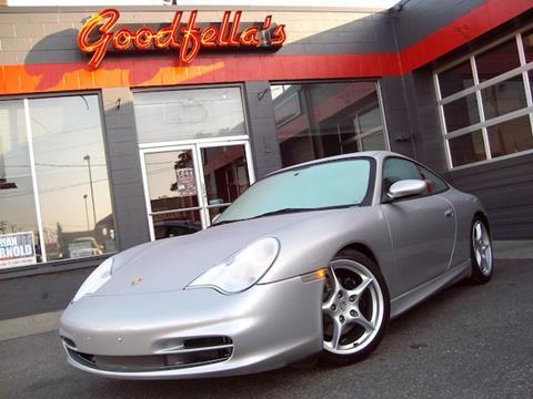 2003 Porsche 911 for sale in Tacoma, WA