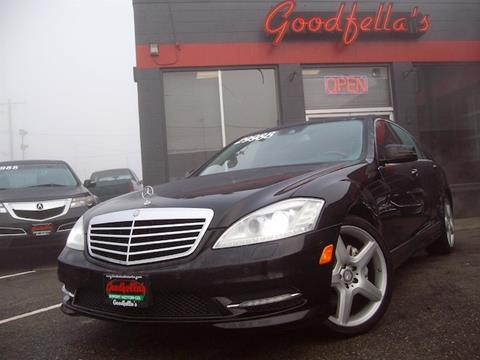 mercedes benz s class for sale in tacoma wa carsforsale. Black Bedroom Furniture Sets. Home Design Ideas