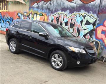 2013 Acura RDX for sale in Tacoma, WA