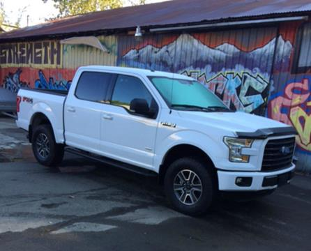 2015 Ford F-150 for sale in Tacoma, WA