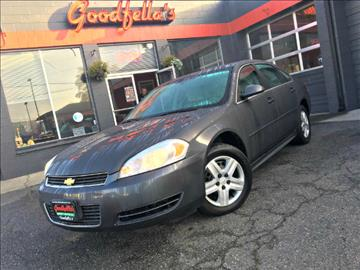 2011 Chevrolet Impala for sale in Tacoma, WA