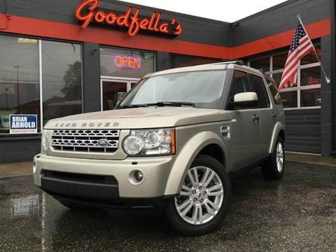 2011 Land Rover LR4 for sale in Tacoma, WA