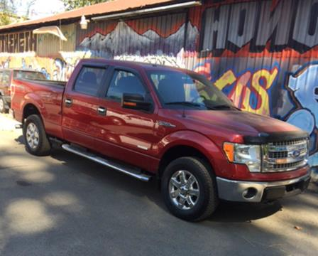 2013 Ford F-150 for sale in Tacoma, WA
