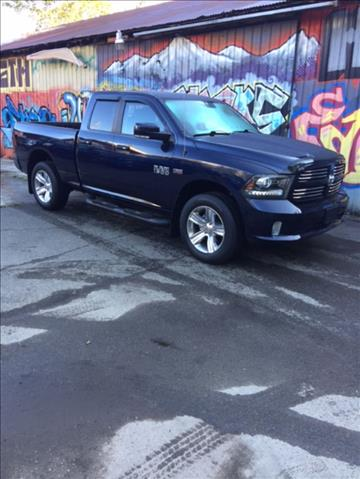 2013 RAM Ram Pickup 1500 for sale in Tacoma, WA