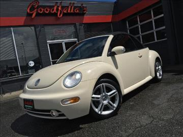 2004 Volkswagen New Beetle for sale in Tacoma, WA