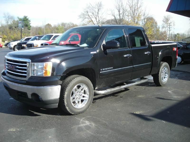 2008 GMC Sierra 1500
