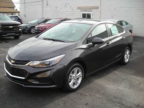 2017 Chevrolet Cruze for sale in Archbold, OH