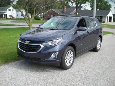 2018 Chevrolet Equinox for sale in Archbold, OH