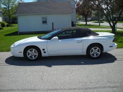 2002 Pontiac Firebird for sale in Archbold, OH