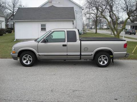 2001 Chevrolet S-10 for sale in Archbold, OH