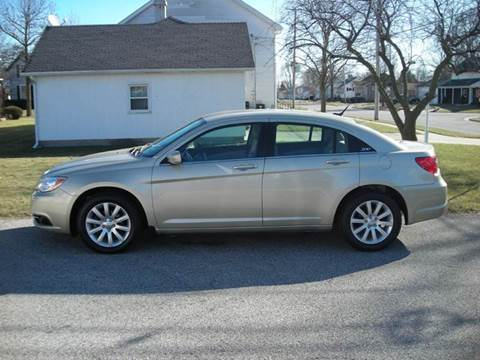 2011 Chrysler 200 for sale in Archbold, OH