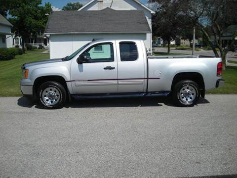 2011 GMC Sierra 1500 for sale in Archbold, OH
