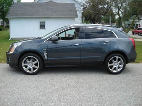 2010 Cadillac SRX for sale in Archbold, OH