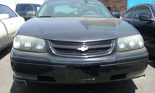 2005 chevrolet impala ss supercharged 4dr sedan in clinton. Black Bedroom Furniture Sets. Home Design Ideas