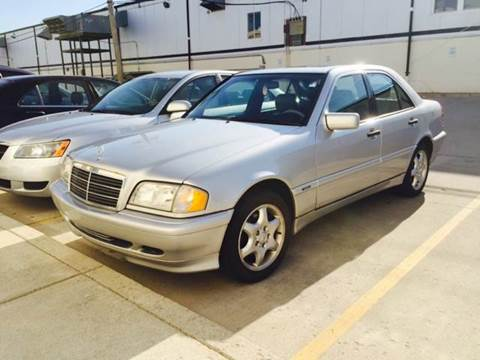 2000 mercedes benz c class for sale for Low cost mercedes benz