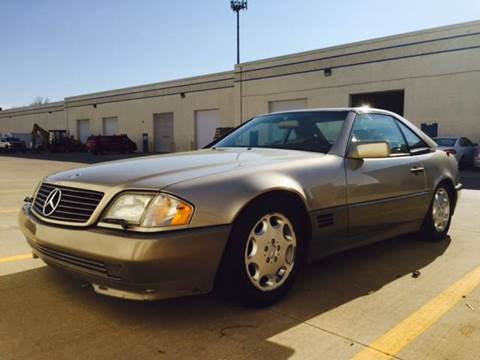 1995 Mercedes-Benz SL-Class for sale in Clinton Township, MI