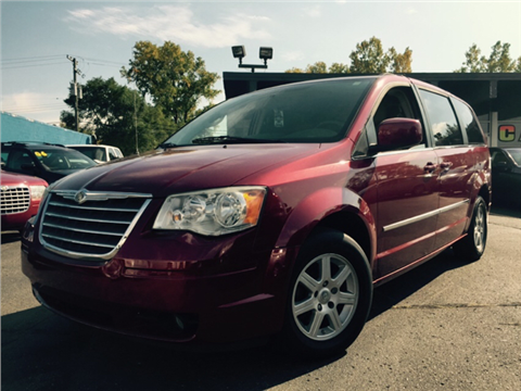 2010 chrysler town and country for sale venice fl. Black Bedroom Furniture Sets. Home Design Ideas