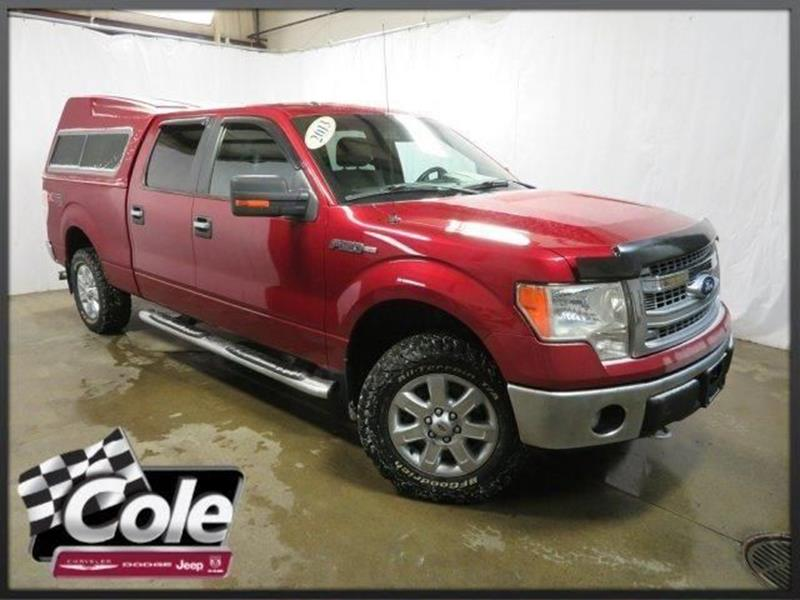 Used 2013 Ford F 150 For Sale In Kalamazoo Mi