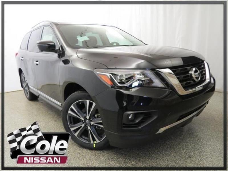 2018 Nissan Pathfinder 4x4 Platinum   Kalamazoo MI