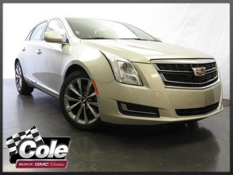 2016 cadillac xts for sale in michigan for Victory motors chesterfield mi