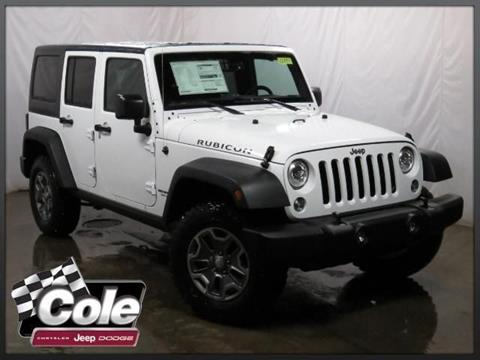 2017 Jeep Wrangler Unlimited for sale in Kalamazoo, MI