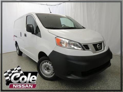 2015 Nissan NV200 for sale in Kalamazoo, MI