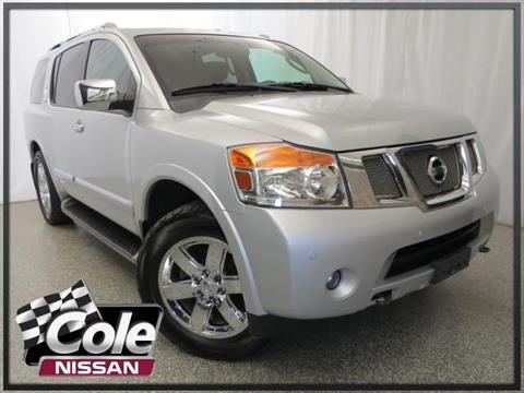 2012 Nissan Armada for sale in Kalamazoo, MI