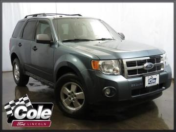 2012 ford escape for sale michigan. Black Bedroom Furniture Sets. Home Design Ideas