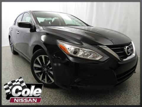 2017 Nissan Altima for sale in Kalamazoo, MI