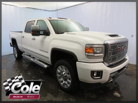 2019 GMC Sierra 2500HD for sale in Kalamazoo, MI