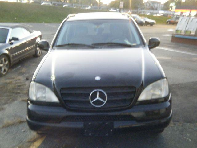 2001 Mercedes-Benz M-Class ML320 - SALEM MA