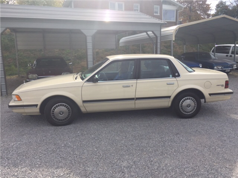 Buick Roanoke >> 1991 Buick Century For Sale - Carsforsale.com
