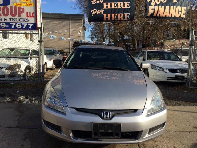 2003 Honda Accord for sale in Elizabeth NJ