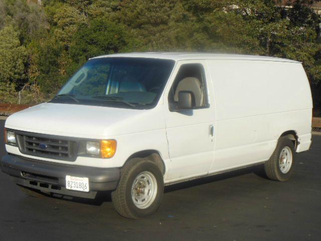 2006 ford e series cargo for Royal motors san leandro
