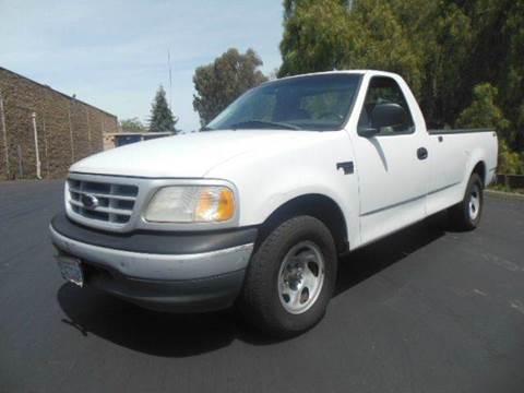 Pickup trucks for sale san leandro ca for Royal motors san leandro