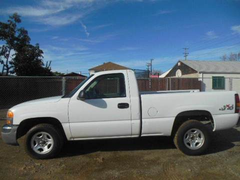2004 GMC Sierra 1500 for sale in San Leandro, CA