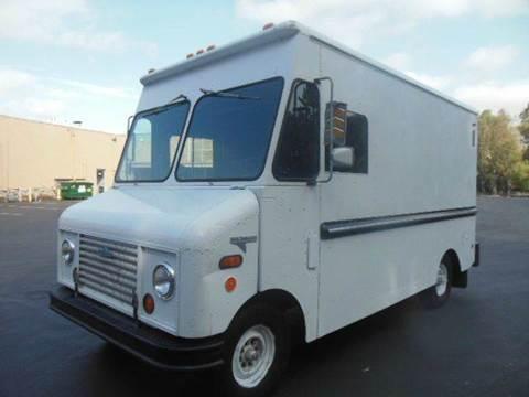 Stepvan trucks for sale california for Royal motors san leandro